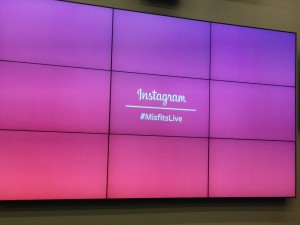 Learning How To Influence With Instagram At Their HQ
